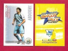 Manchester City Djamel Abdoun Algeria (SO07)